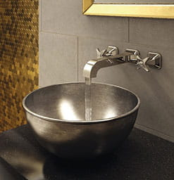 Glorious Wall Mounted Basin Mixer