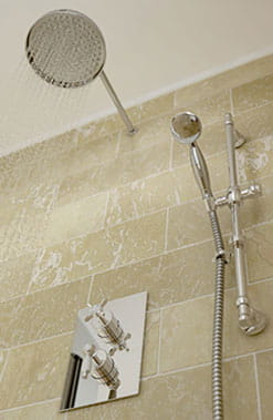 Traditional Renaissance Shower