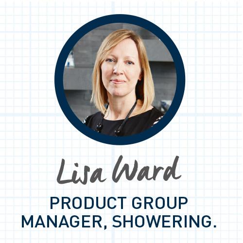 Lisa Ward - Product Manager
