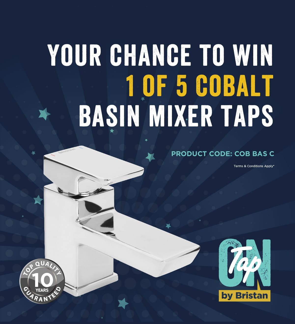 Win an Artisan Thermsotatic Bar Shower