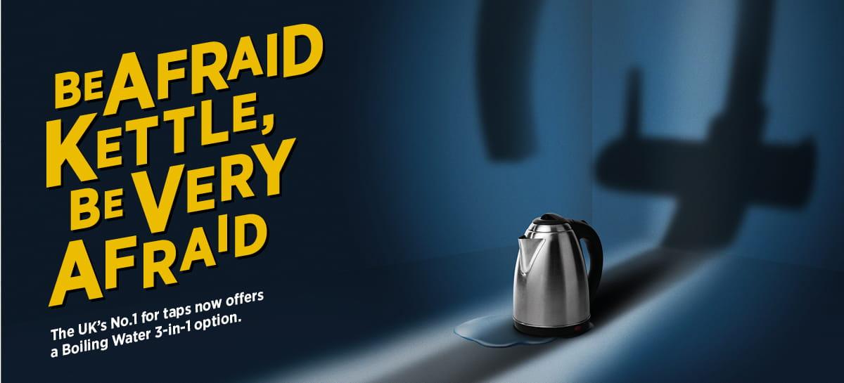 Be afraid kettle, be very afraid main banner