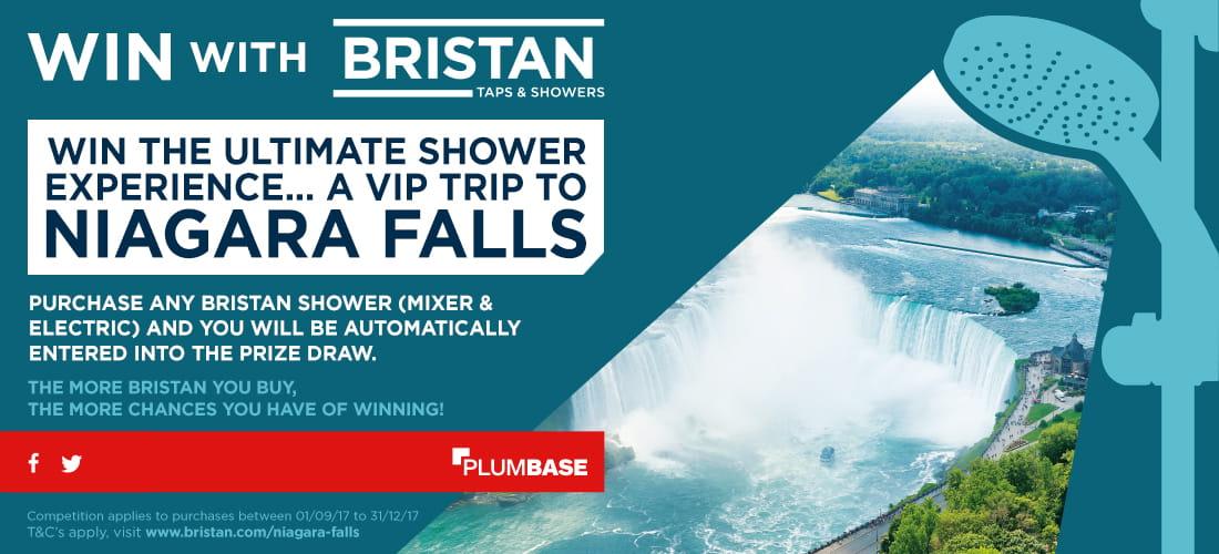 Bristan Ultimate Shower campaign
