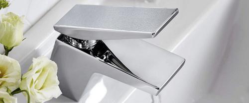Silver Sparkle Bristan Metallix