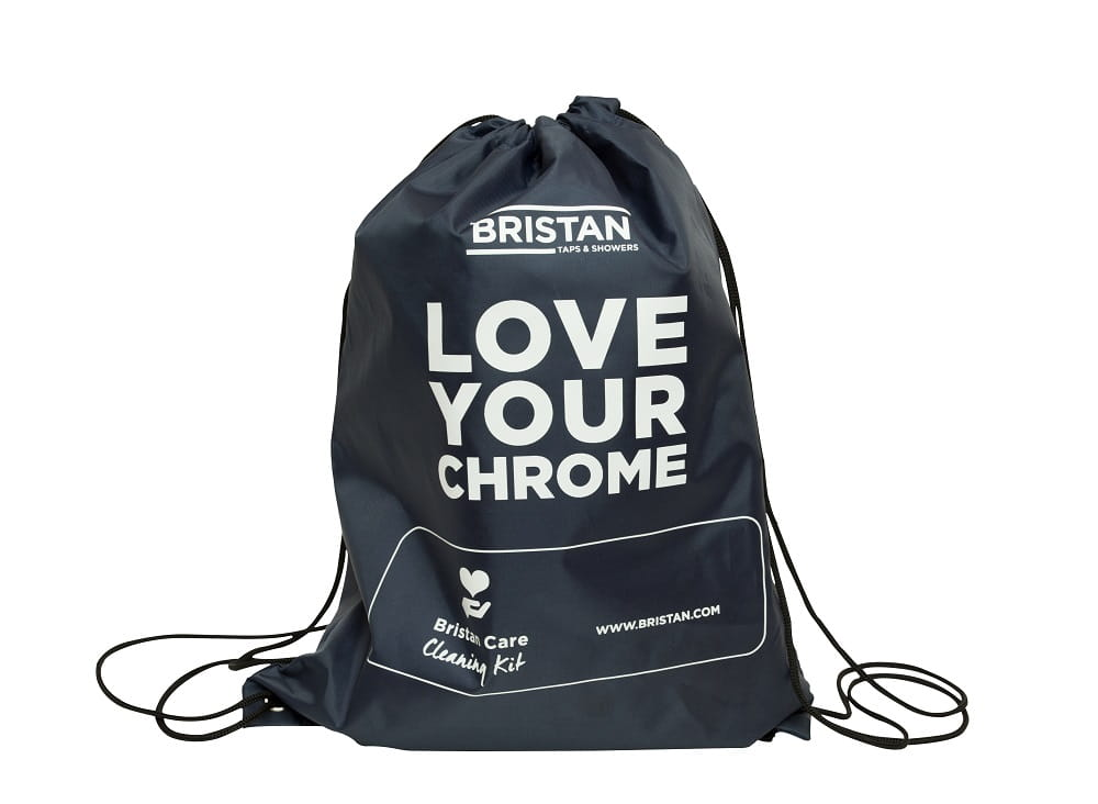 Love your chrome cleaning kit bag