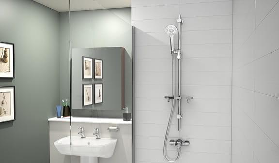 Bristan Mini Care Shower