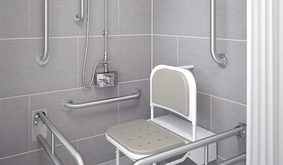 Doc M Shower Kit Stainless Steel