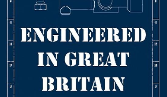 Engineered in Great Britain