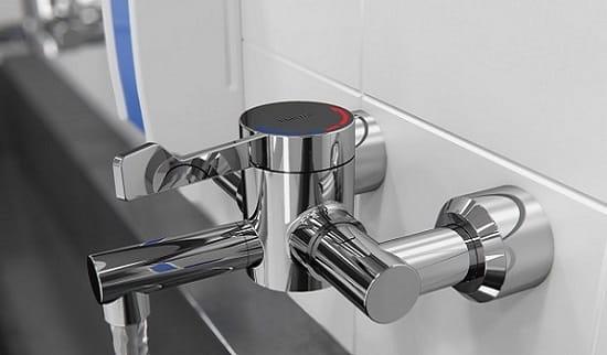 H64 Basin Mixer