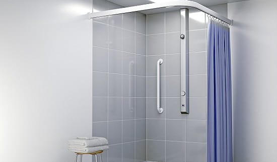 Infrared Shower Panel