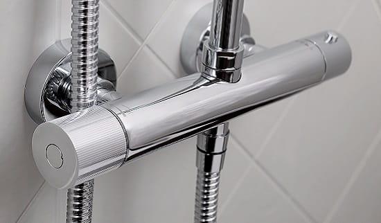 A Bristan Carre shower
