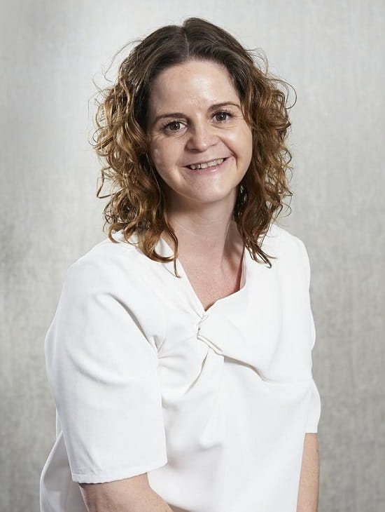 Sophie Taylor, Area Specification Manager