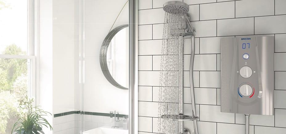 Joy Thermostatic Shower
