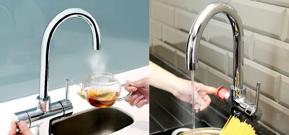Rapid Boiling Water Tap