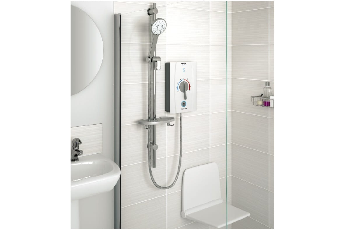 Bristan Electric RNIB Endorsed Shower