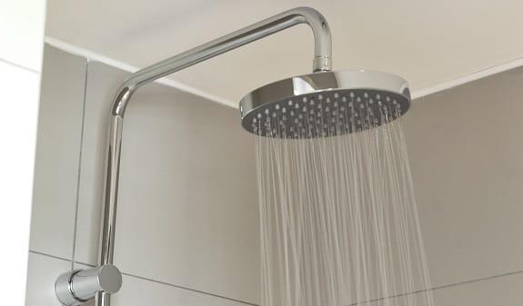 Belfry Shower