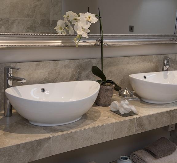 Hill Farm Bristan Bathroom Taps
