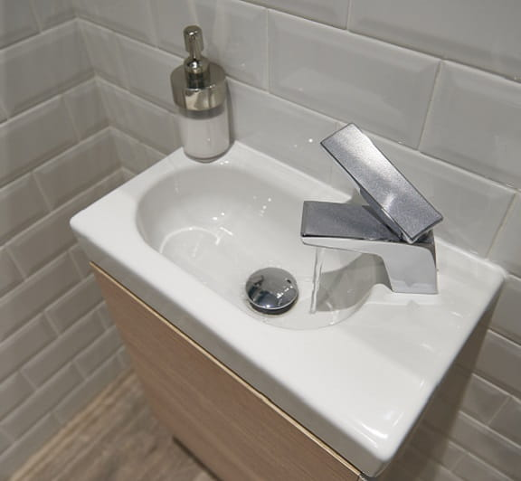 Peveril Homes Bristan Bathroom Tap
