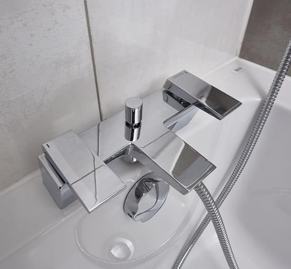 Peveril Homes Bristan Bath Shower Mixer