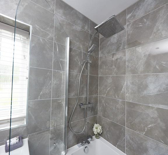Peveril Homes Bristan Shower