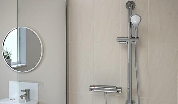 OPAC bar shower