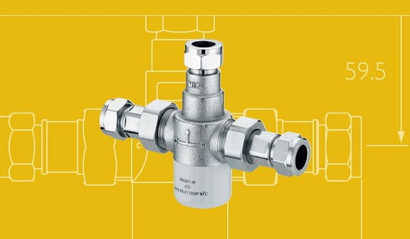 Thermostatic Mixing Vale