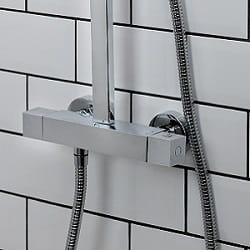 Quadrato Bar Shower