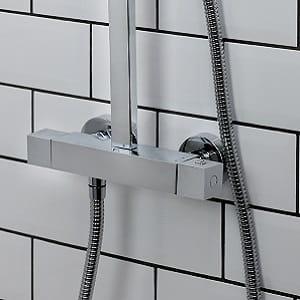 Quadrato Bar Shower