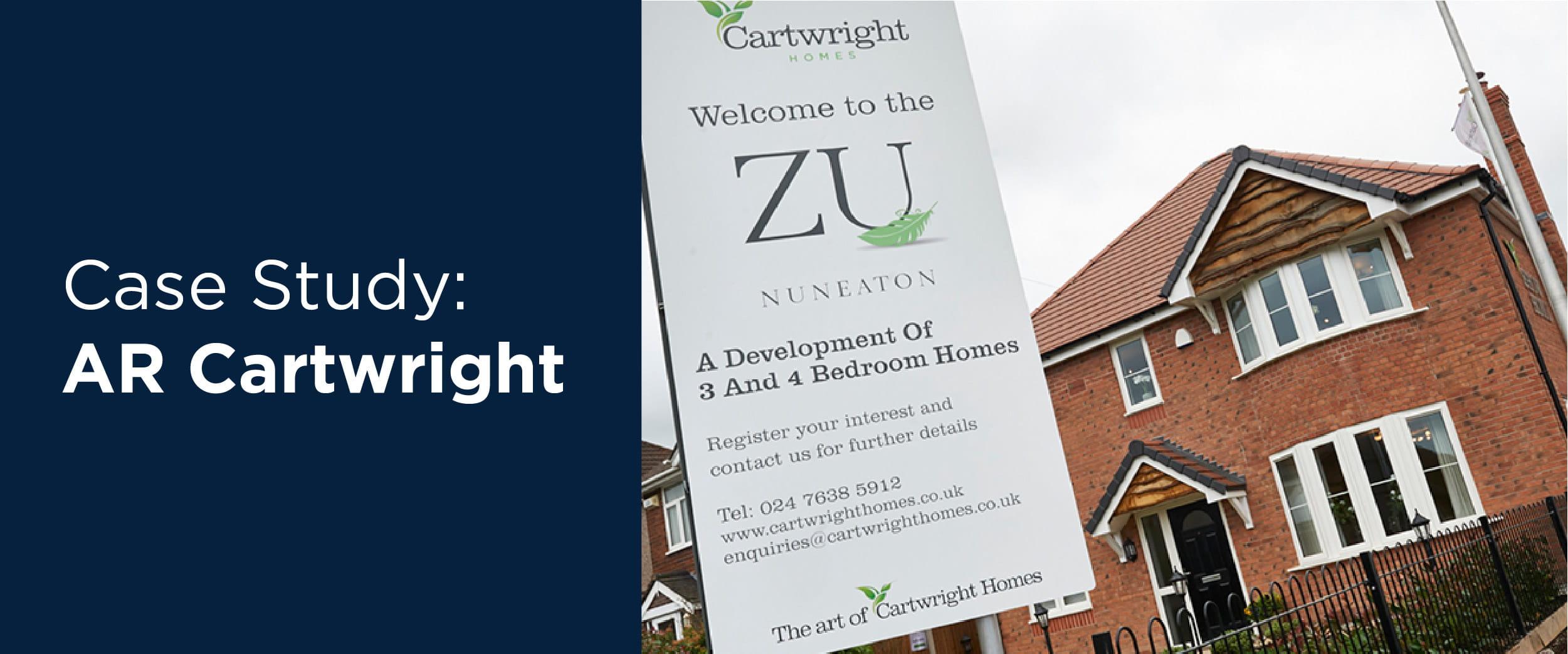 Case Study - AR Cartwright
