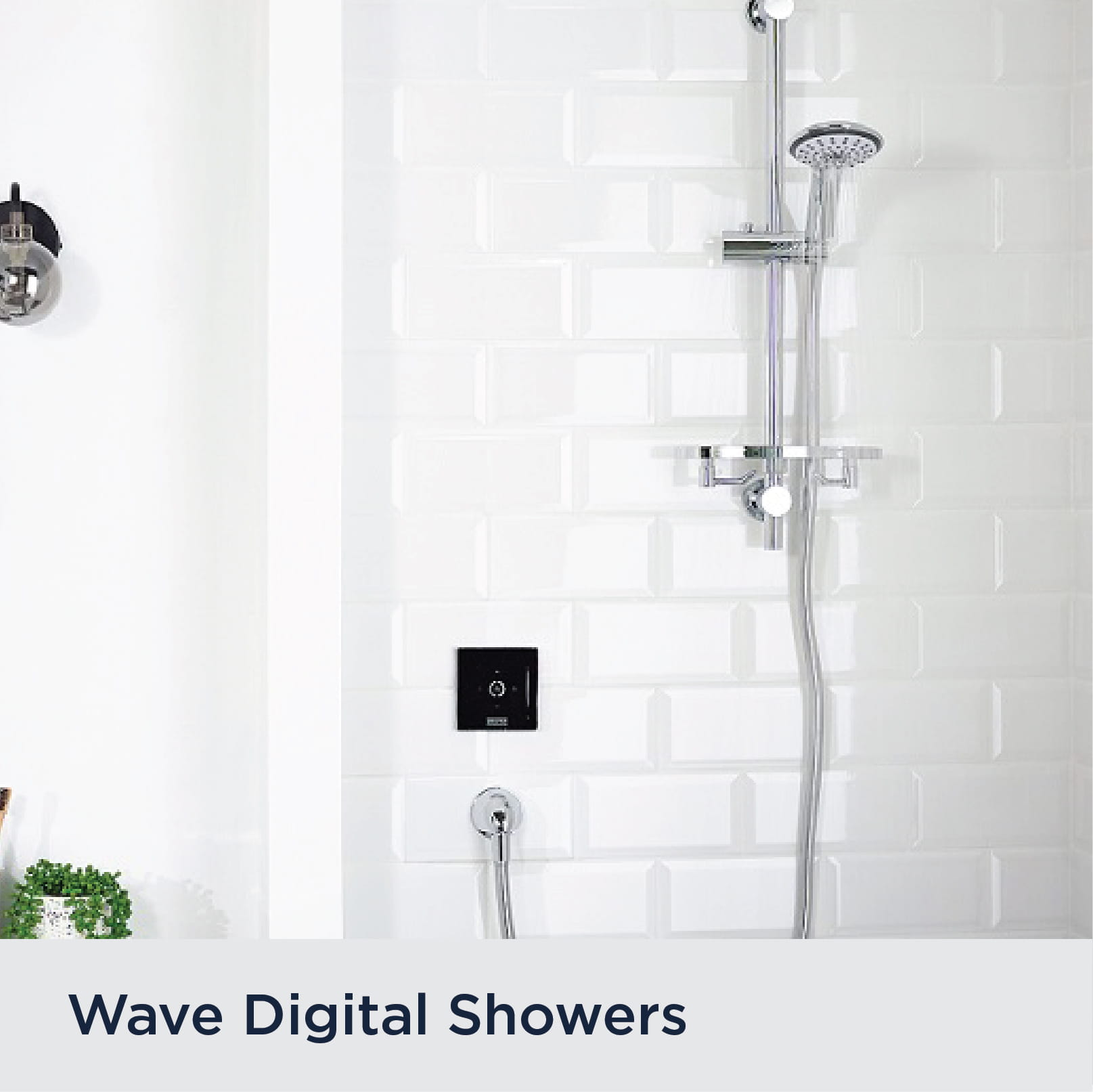 Discover Wave Digital Showers