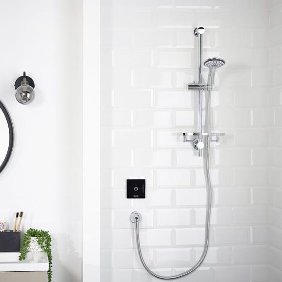 Wave digital showers