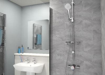 Opac Commercial Showers
