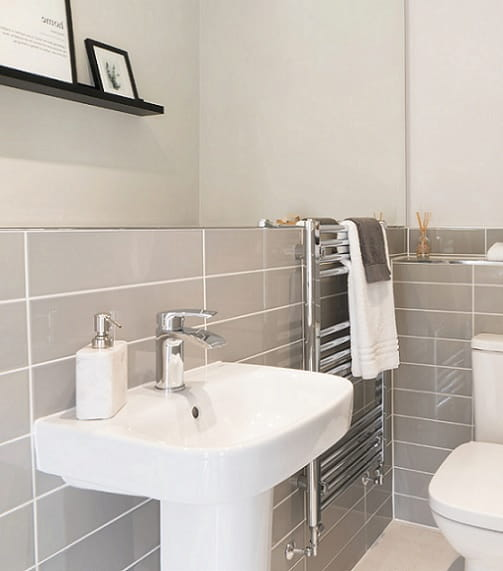 Owl Homes bathroom